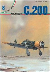 Ali D'Italia #8 Macchi C.200