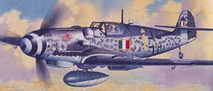 Academy - Messerschmitt Bf109G-14 - ANR - MH1682