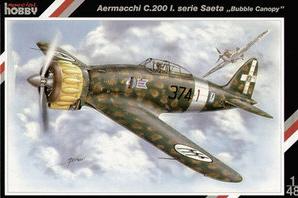 Special Special Hobby 48033 1/48 Aermacchi C.200